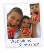 Vegtables and Nutrition