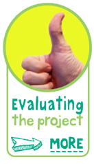 evaluating the project - Find ou more
